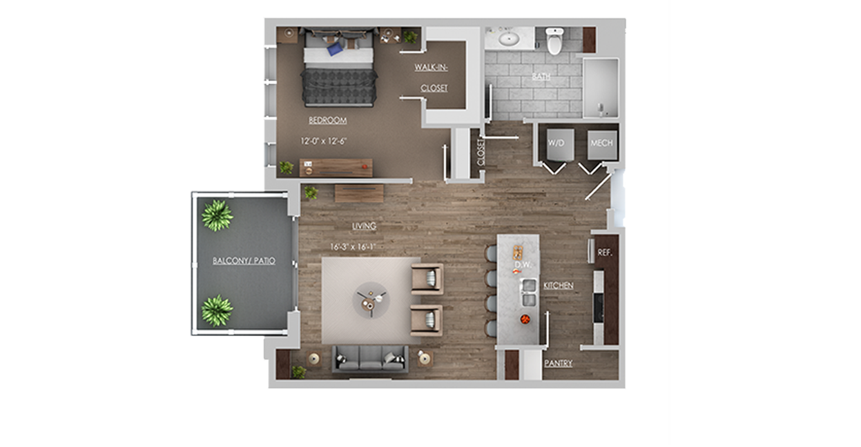 Luxe Apartment Floor Plans Live The Luxe Lifestyle